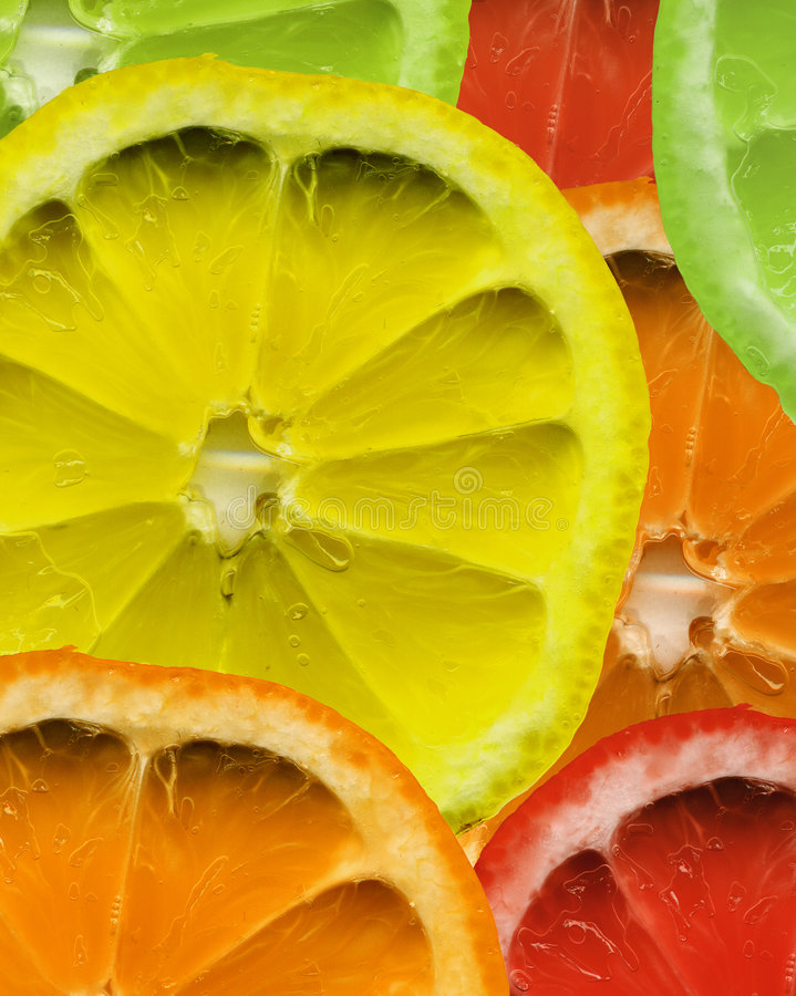 owoce zmieszana obrazy royalty free