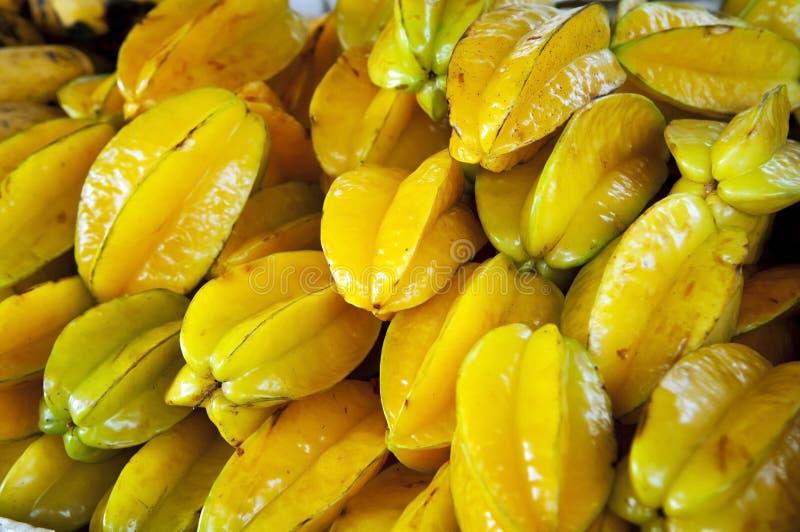 owocowa gwiazda obraz stock