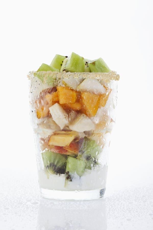 owocowa sałatka obraz stock