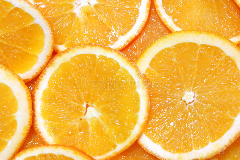 owocowa tło pomarańcze zdjęcia royalty free