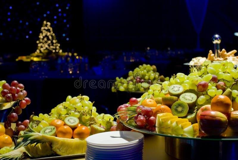 owocowi półmiski obraz stock
