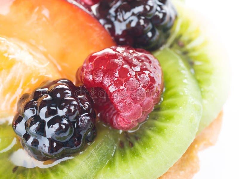 owocowy ciasto fotografia stock