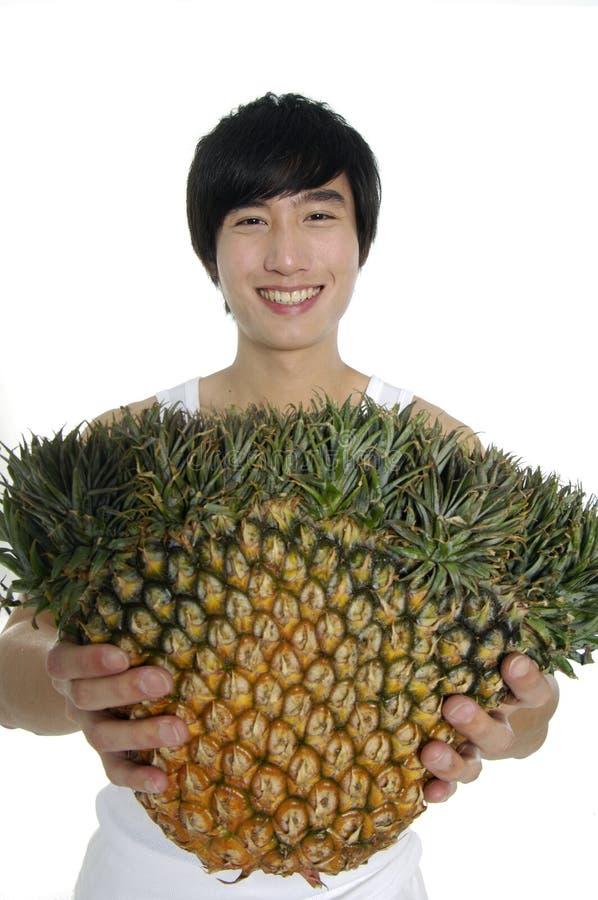 owocowy peaple zdjęcie stock