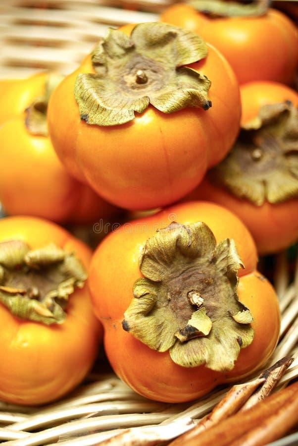 owocowy persimmon obraz royalty free