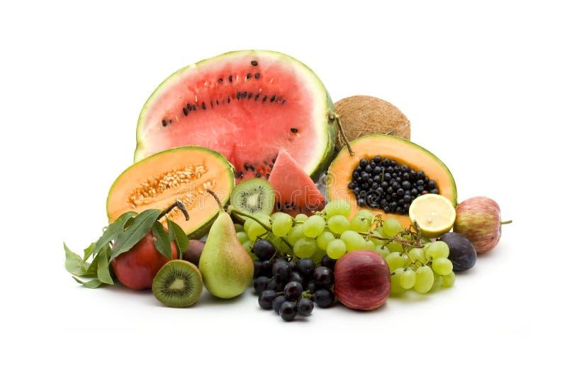 owocowy stos obrazy royalty free