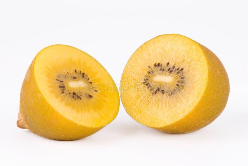 owocowy złoty kiwi zdjęcia royalty free