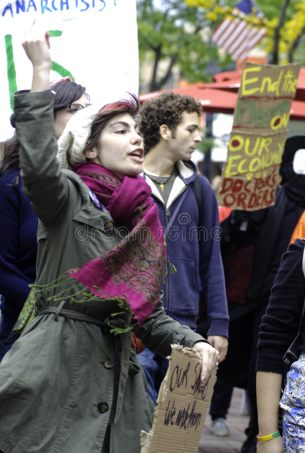 Download #OWS Burlington Vermont 43 editorial photo. Image of occupyvermont - 21621741