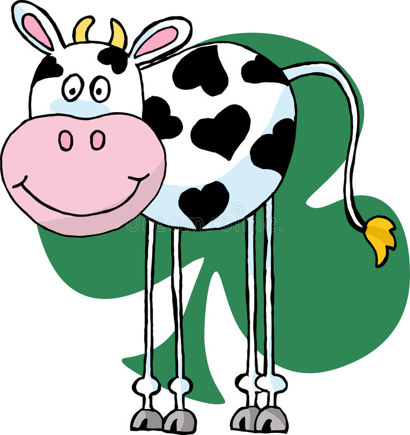Ox. Vector illustration of an ox vector illustration