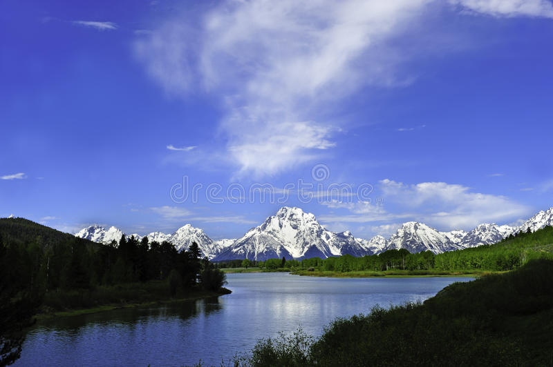 Oxbow Bend stock images