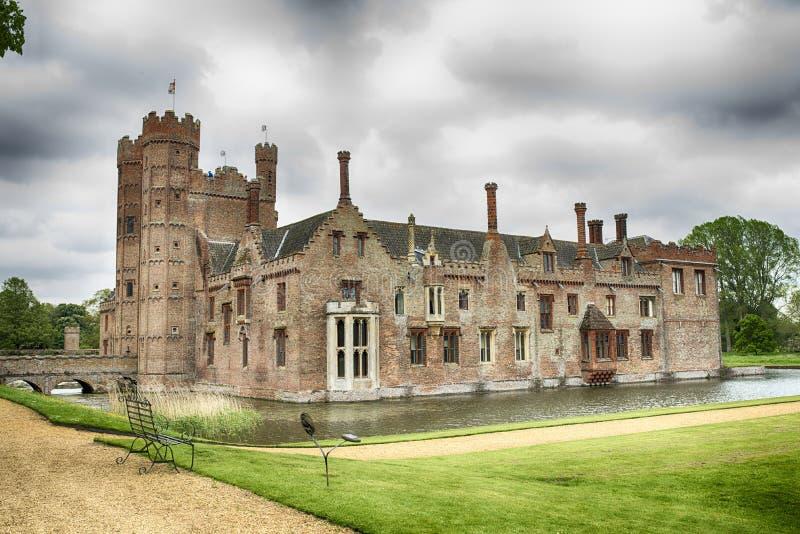 Oxburgh Hall photographie stock libre de droits