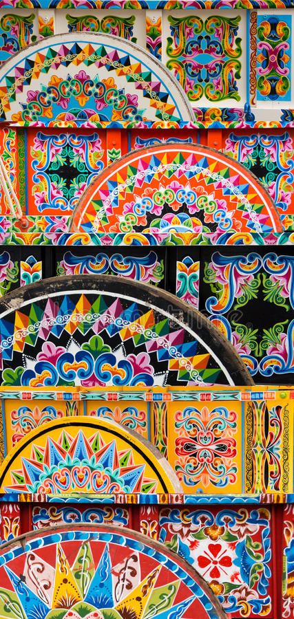 Oxcart-Collage stockfotos