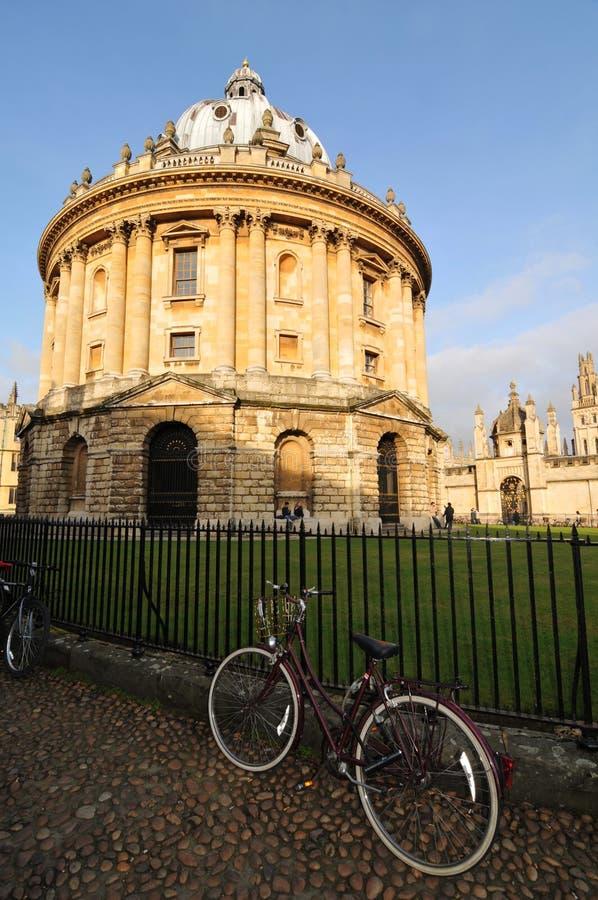 Oxford stockfotos
