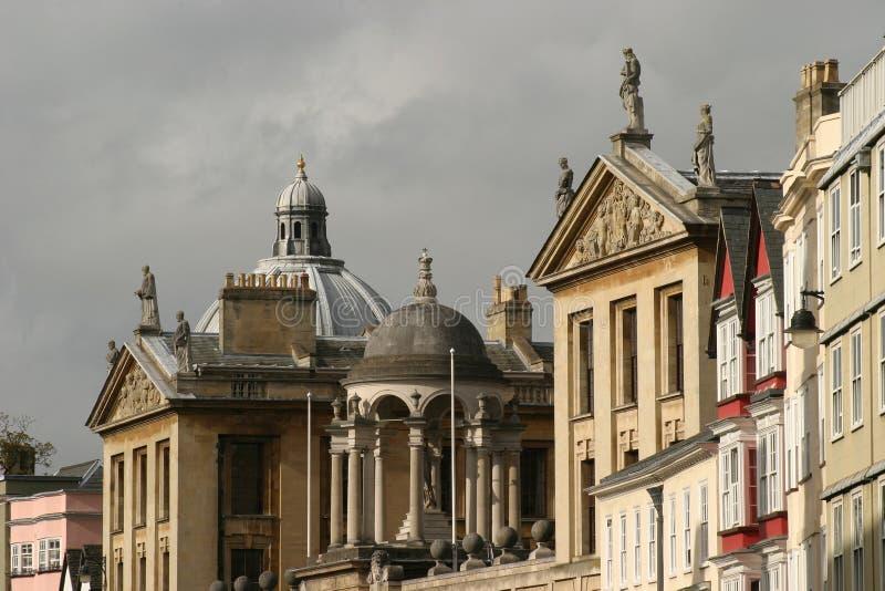 Oxford photos libres de droits