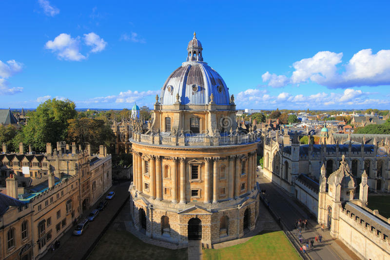 oxford foto de stock