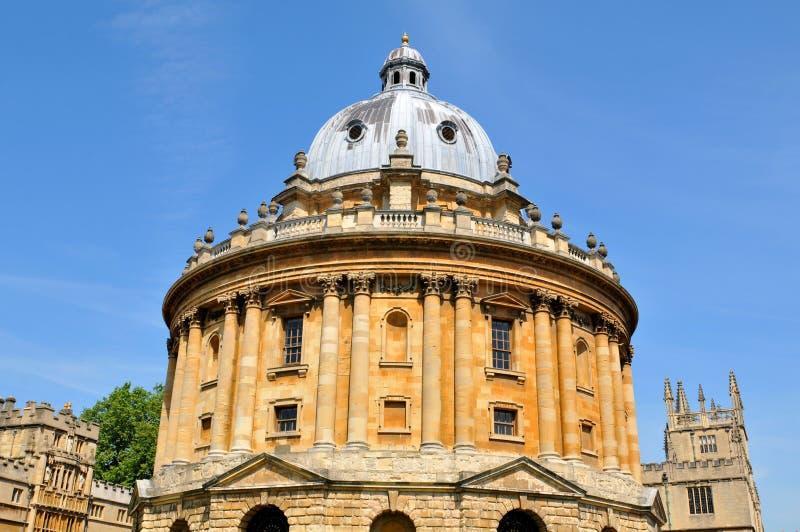 Oxford-Architektur lizenzfreie stockfotografie