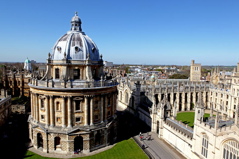 Download Oxford city stock photo. Image of gothic, city, windows - 14046712