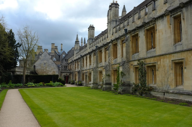 Download Oxford college exterior stock photo. Image of oxford - 24536476