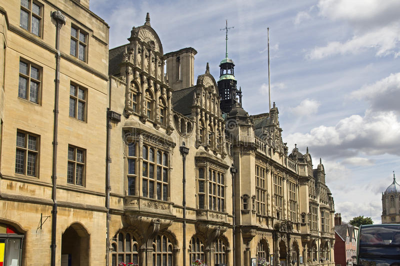 Download Oxford College, UK Stock Photos - Image: 24141083