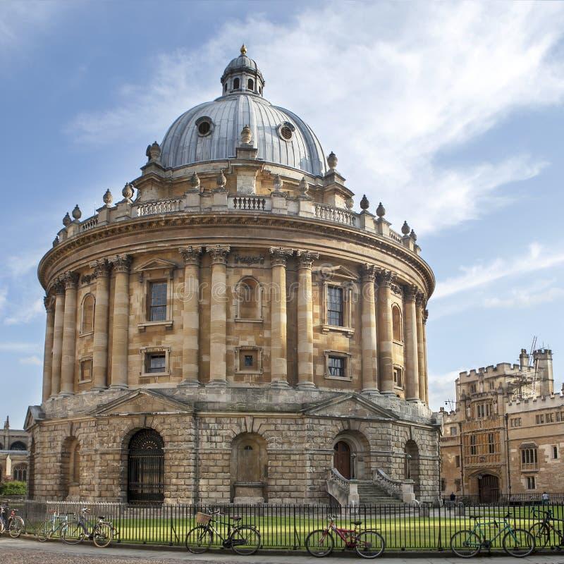 Oxford högskola arkivbilder