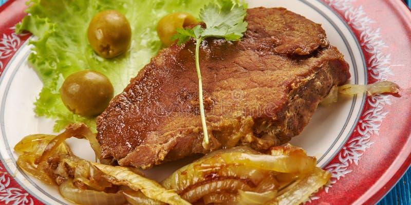 Oxford John Steaks arkivbilder