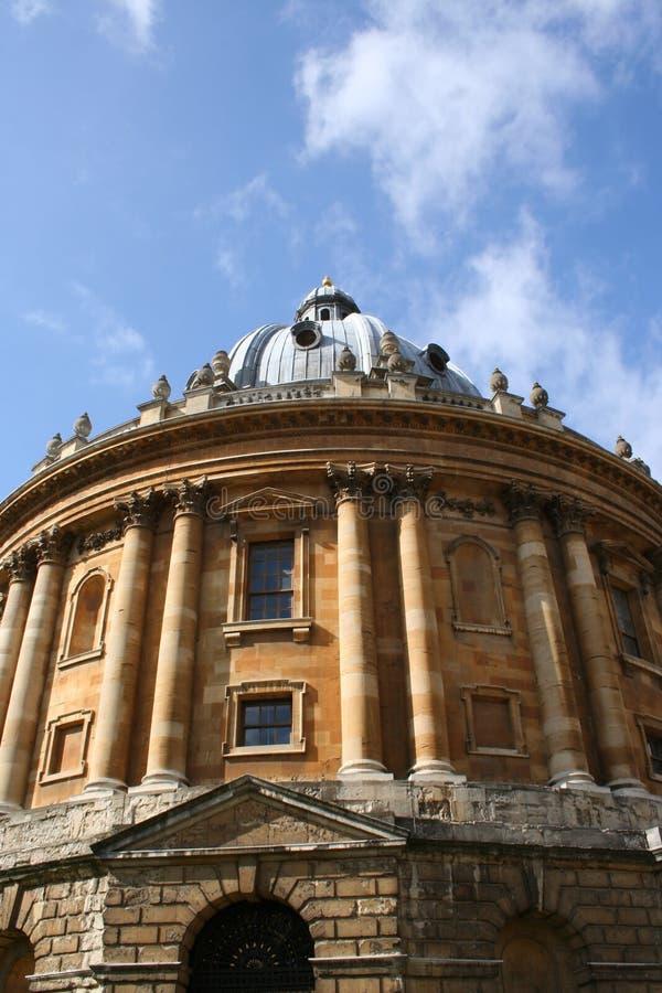 Oxford kamery radcliffe zdjęcia stock