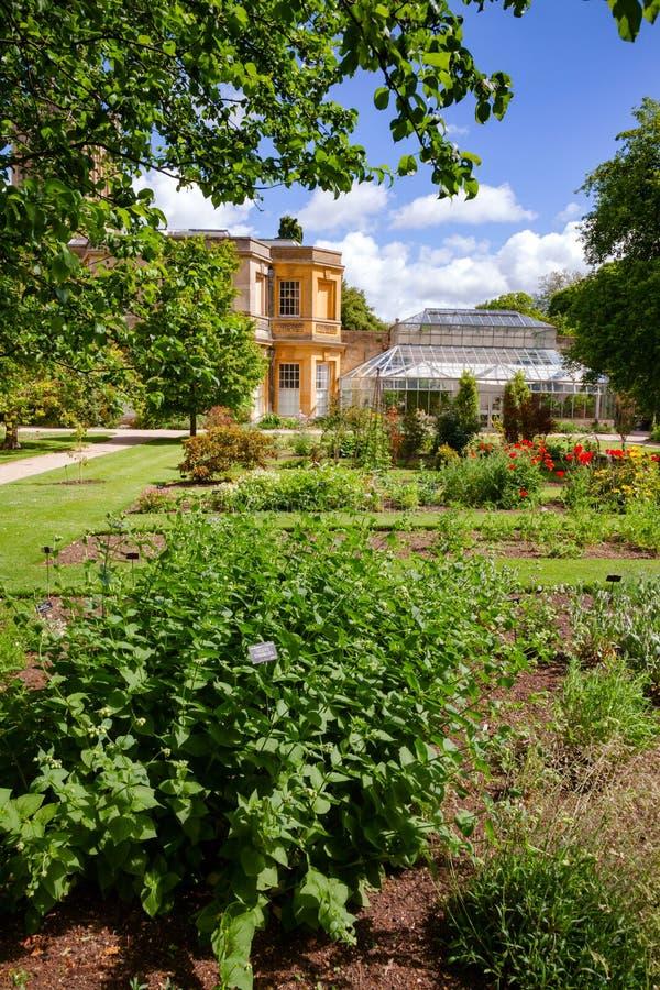 University of Oxford Botanic Garden Oxfordshire South East England UK royalty free stock images