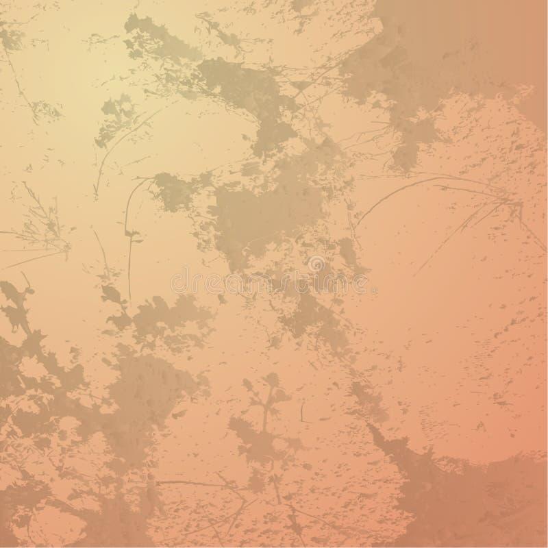 Oxidação ilustração stock
