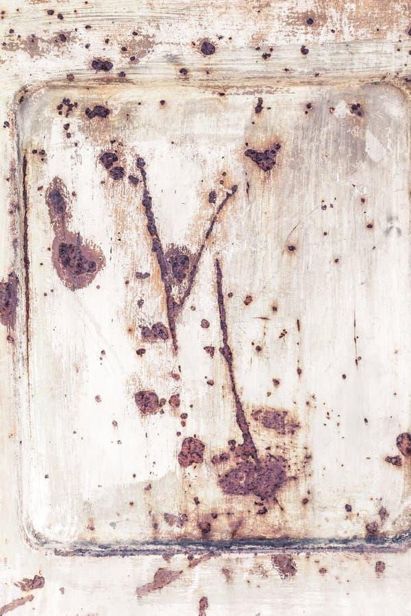 Oxidação de Brown fotos de stock