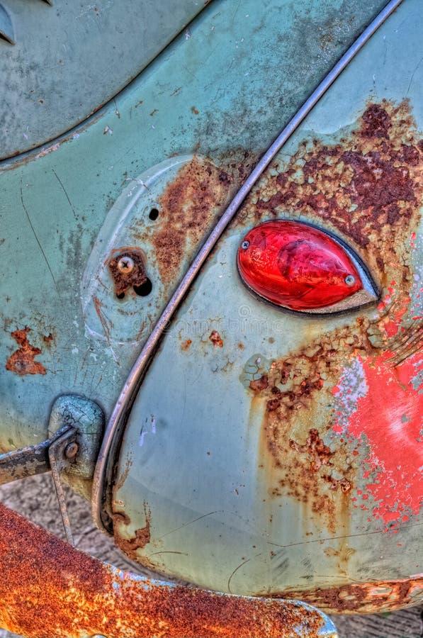 Oxidação e deterioração foto de stock royalty free