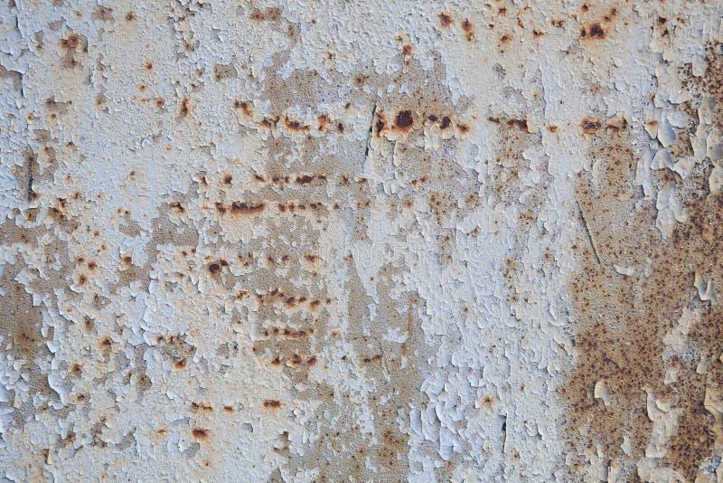 Oxidação na parede fotografia de stock royalty free