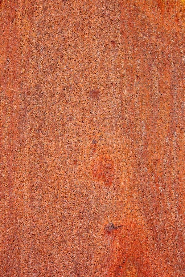 Oxidação suja na superfície metálica fotografia de stock royalty free