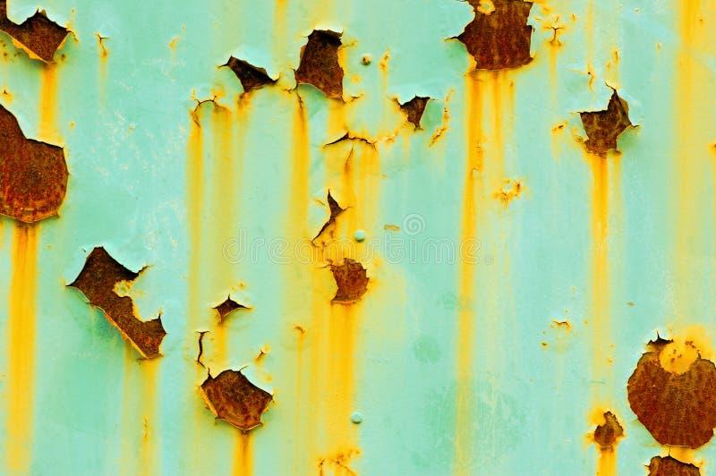 Oxidado foto de archivo libre de regalías