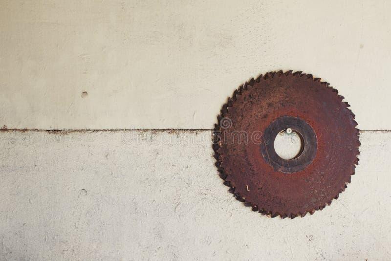 Oxidado viu ilustração stock