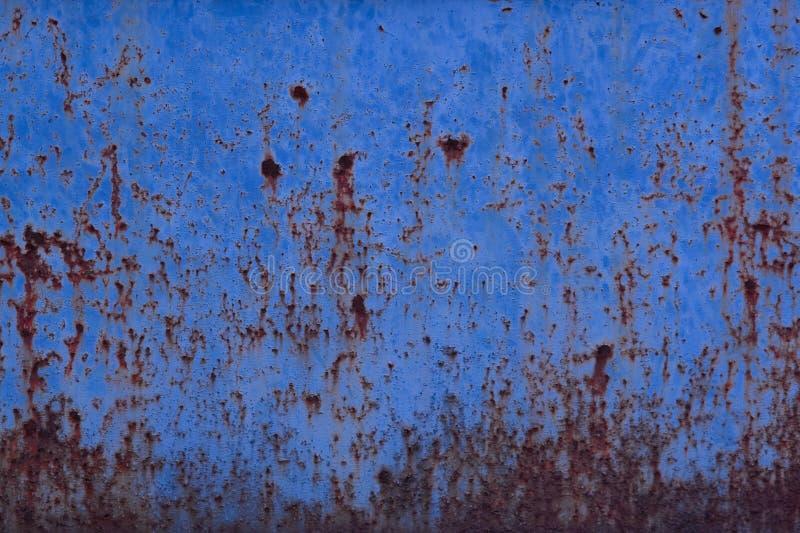 Oxidiertes Metall lizenzfreie stockfotos