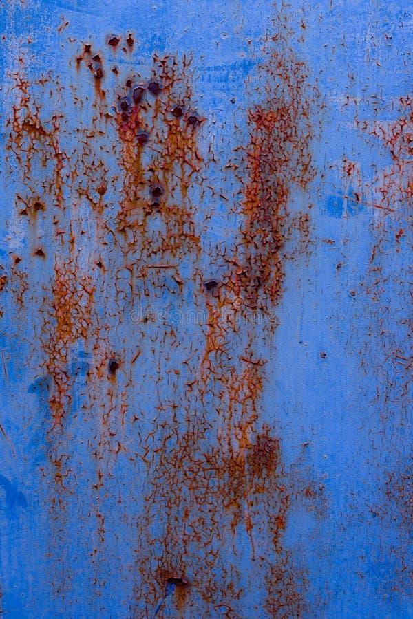 Oxidiertes Metall lizenzfreie stockbilder
