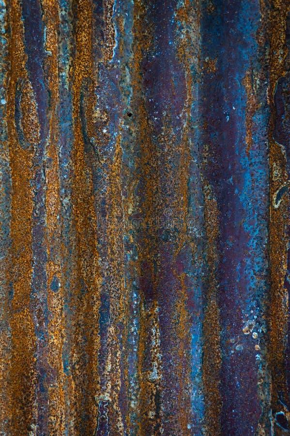 Free Oxidized Colorful Textured Metal Stock Photo - 25974580