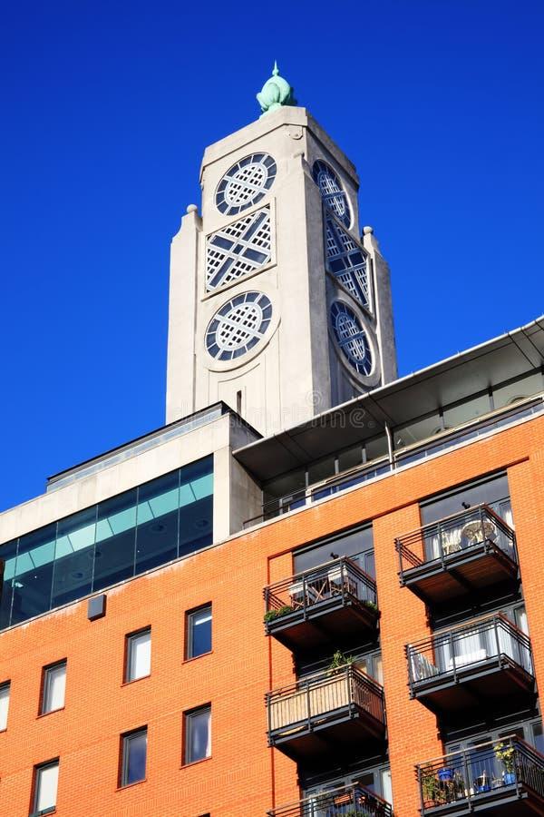 Download Oxo Tower stock image. Image of landmark, real, modern - 22845175