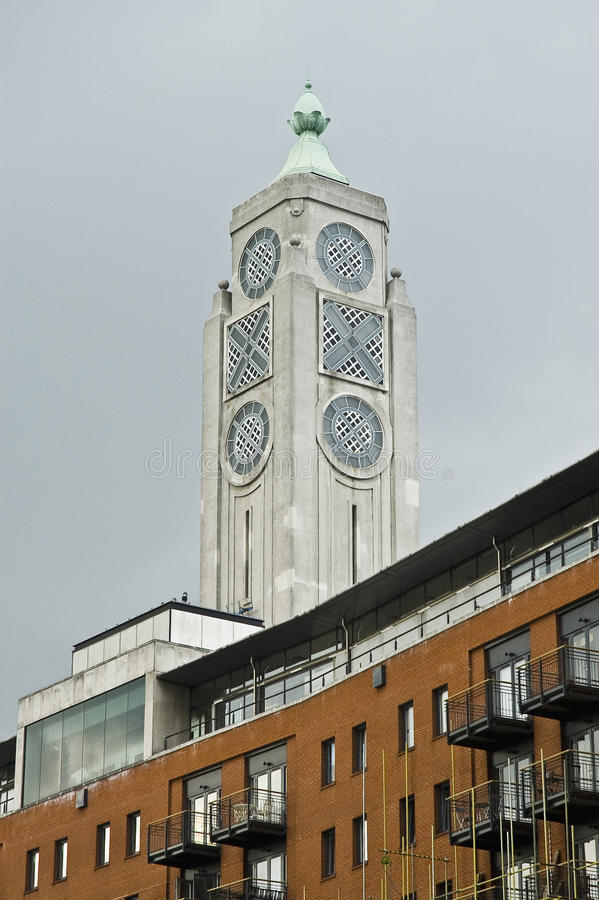 Download Oxo Tower Building At London Stock Photo - Image of architecture, great: 39510512