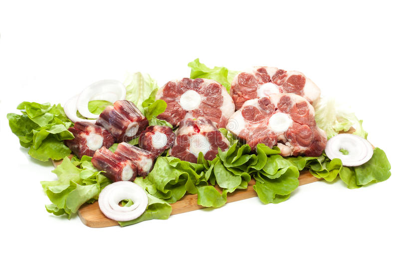 Oxtail royalty free stock image