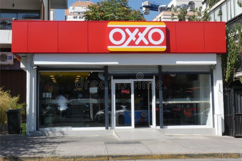 Oxxo stock photography