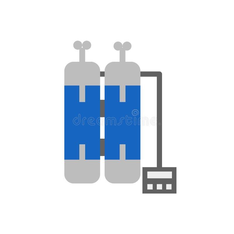 Medical Oxygen Tank Stock Illustrations – 175 Medical Oxygen