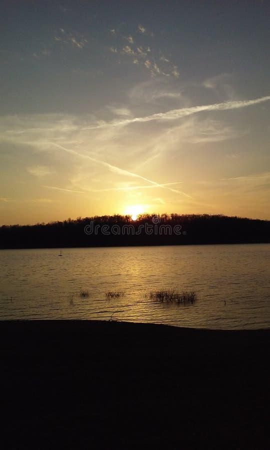 Ozark Cove fotografía de archivo libre de regalías