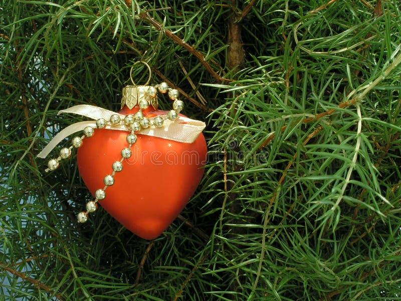 ozdoby świąteczne drzewko zdjęcia stock