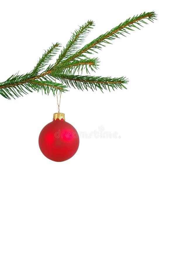 ozdoby świąteczne drzewko obraz royalty free