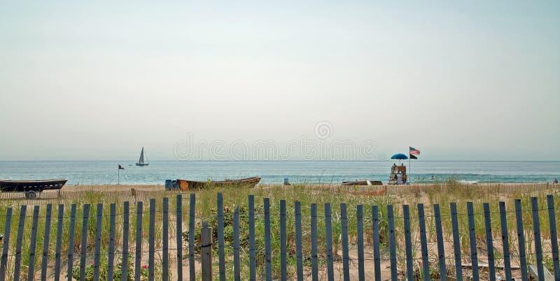 Ozean-Grove-Strand, New-Jersey USA stockfoto