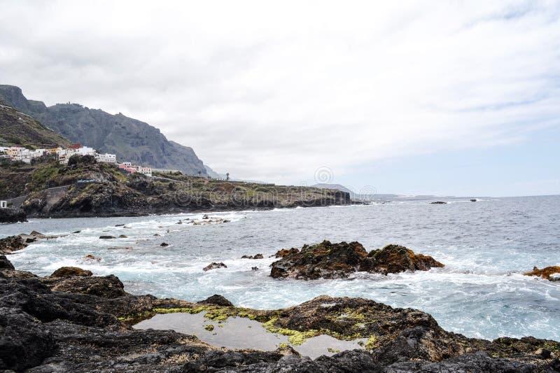 Ozean ist magisch lizenzfreie stockbilder