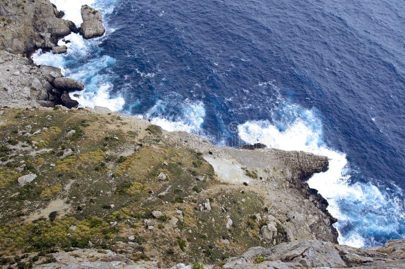 Ozean spinnt stockbilder
