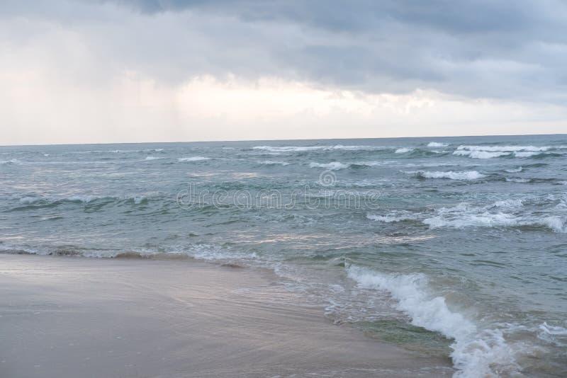 Ozean-Strand-Wasser-Bucht San Juan Del Sur Nicaragua stockfotografie