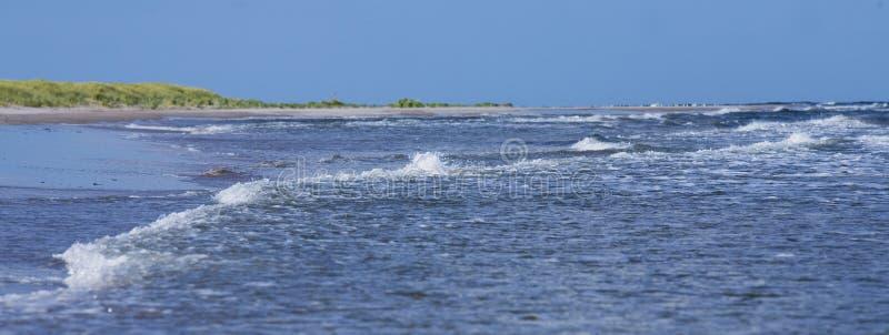 Ozean und Sand beach.GN lizenzfreie stockbilder