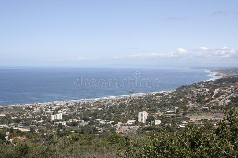 Ozeanansicht, Kalifornien stockfoto